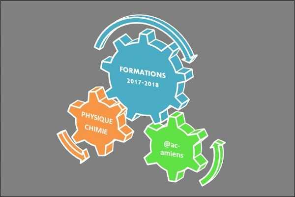 FORMATIONS 2017-2018